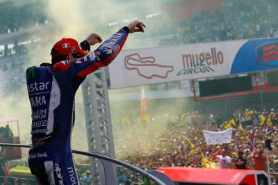 Lorenzo's 2015 season in pictures