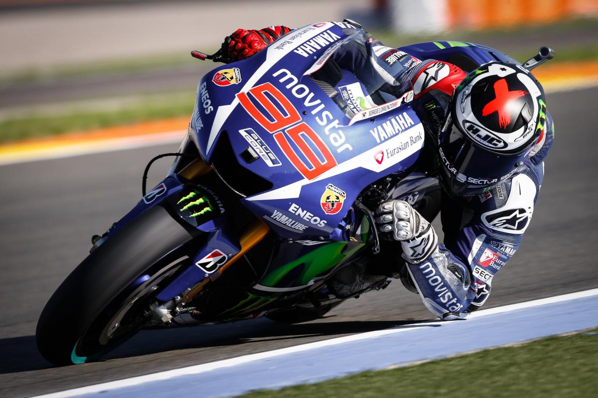 Lorenzo wins #TheGrandFinale to become champion | MotoGP™