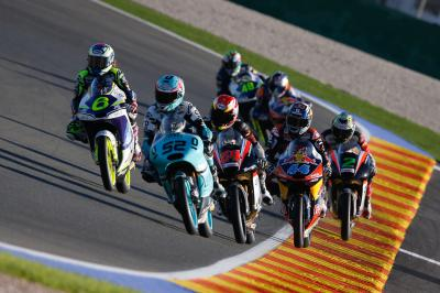 Moto3™ Race Guide for the Valencia GP