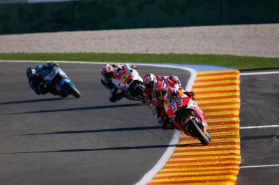 MotoGP™ en Valencia – Guía de carrera