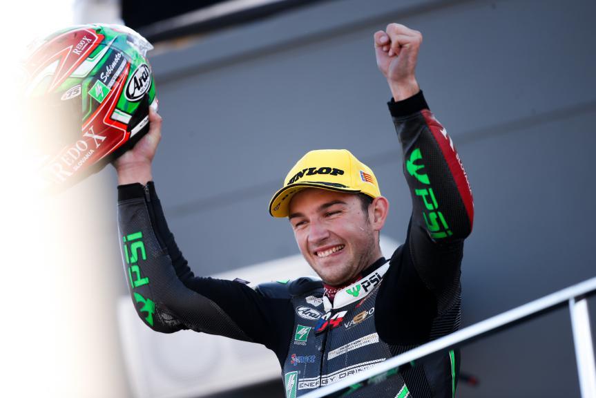 Jakub Kornfeil, Drive M7 SIC, Valencia GP Race