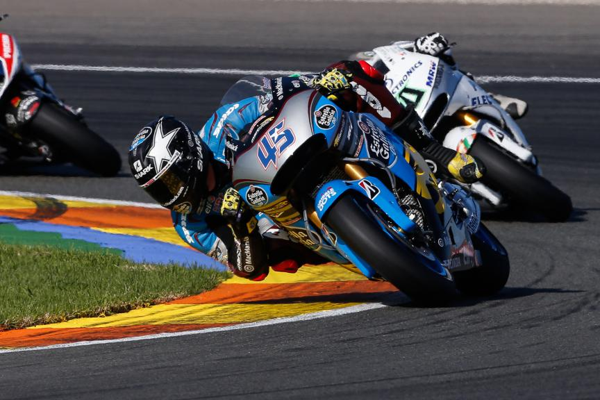 Scott Redding, EG 0,0, Marc VDS, Valencia GP Race