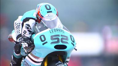 Kent claims 2015 Moto3™ title!