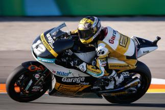 Luthi leads the way in Moto2™ Warm Up