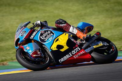 Rabat gana la última carrera de Moto2™ en Valencia