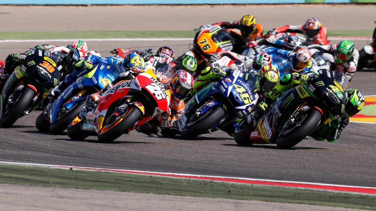 Changes To Technical Regulations For 2016 Motogp
