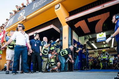 #ValenciaGP : Un avant-goût de la course