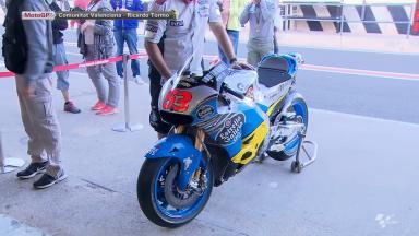Valencia MotoGP™ Test: Vormittag Tag 1
