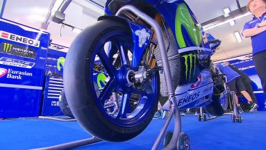 Valencia MotoGP™ Test: Afternoon Day 1