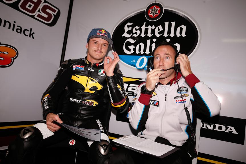 Jack Miller, EG 0,0 Marc VDS, Valencia MotoG Official Test