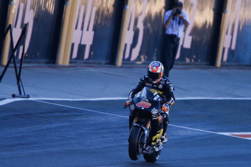 Jack Miller, Marc VDS Racing Team, Valencia MotoGP Official Test
