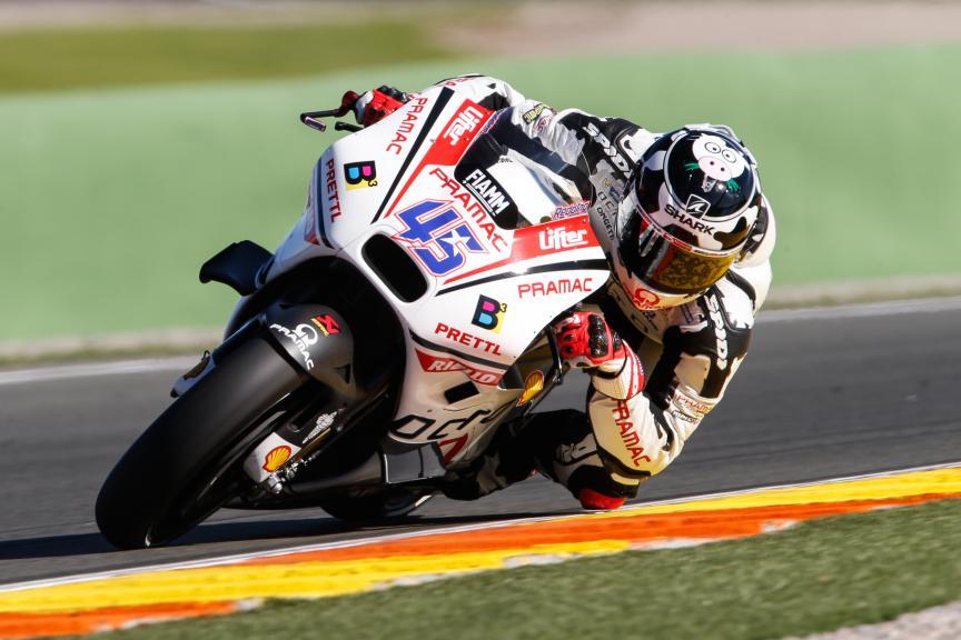 Scott Redding, Octo Pramac Racing, Valencia MotoGP Official Test