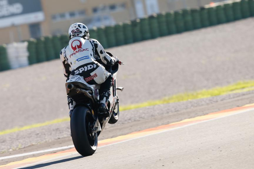 Scott Redding, Octo Pramac Racing, Valencia MotoGP Official Test