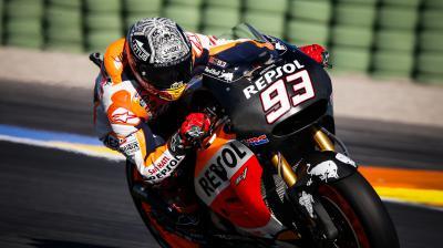 "Marquez: ""Michelin-Reifen überall anders"""