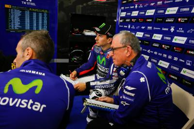 "Lorenzo: ""We need to work a bit more on the front"""