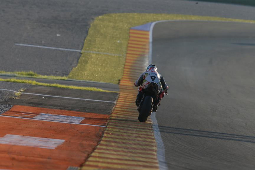 Danilo Petrucci, Octo Pramac Racing, Valencia MotoGP Official Test