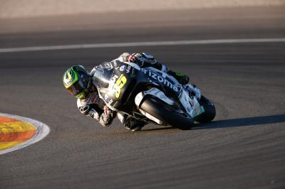 "Crutchlow: ""We've done a good job overall"""