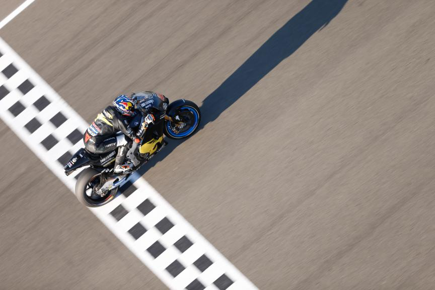 Jack Miller, Marc VDS Racing Team, Valencia MotoGP Official Test