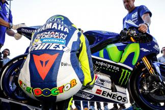 """Rossi: """"We improved the bike a lot"""""""