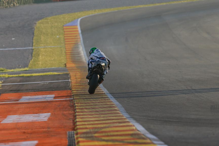 Eugene Laverty, Aspar MotoGP Team, Valencia MotoGP Official Test