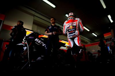 "Marquez: ""There is plenty of room for improvement"""