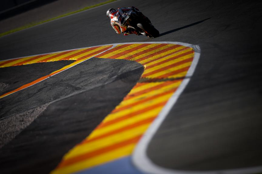 Marc Marquez, Repsol Honda Team, Valencia MotoGP Official Test
