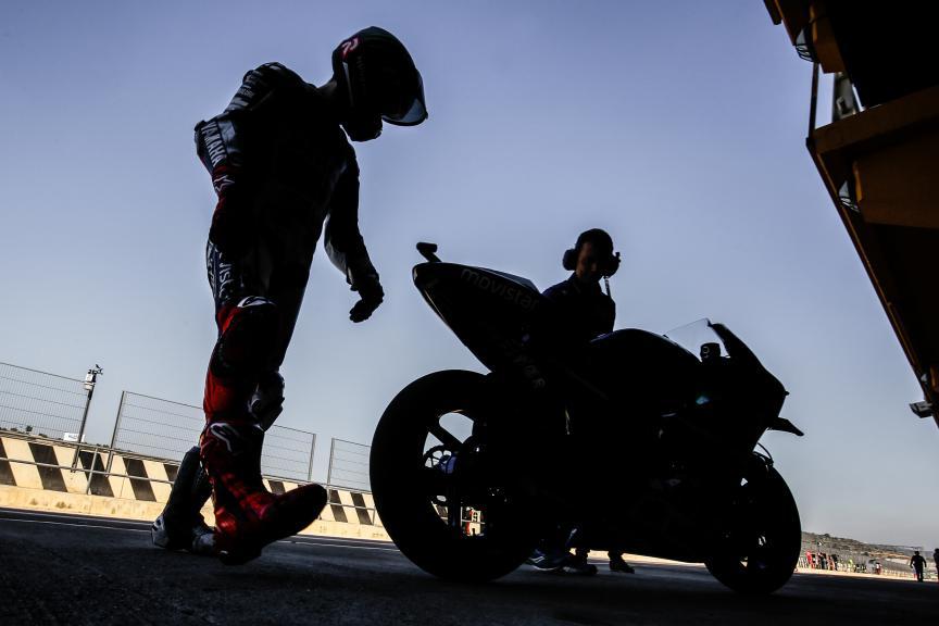 Jorge Lorenzo, Movistar Yamaha MotoGP, Valencia MotoGP Official Test