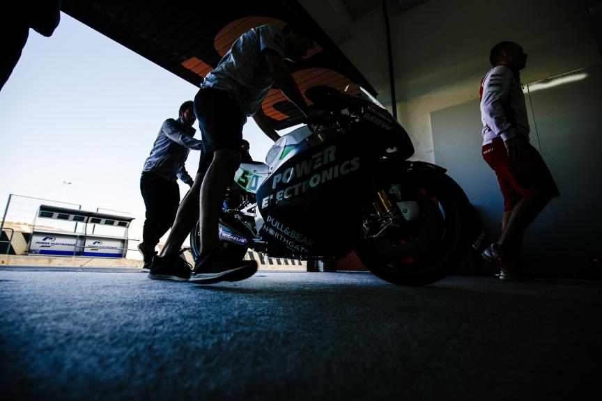 Valencia MotoGP Official Test