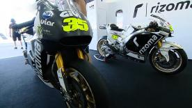 The full morning session from day 2 of the Official MotoGP™ Test in Valencia.