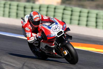 "Dovizioso: ""All things considered I felt OK"""