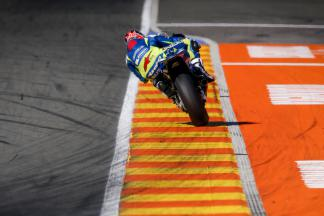 "Viñales: ""We have only tested the new tyres"""