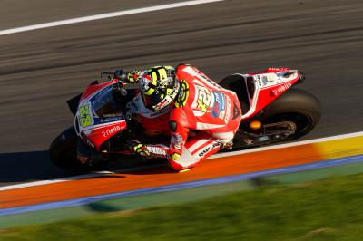 "Iannone: ""I am quite satisfied, but not with the result'"