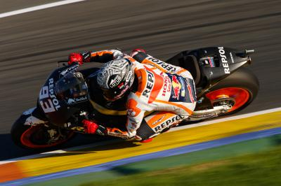 Márquez : «  Une importante marge de progression »