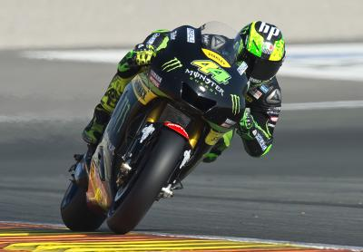 "Espargaro: ""I am quite satisfied with what we achieved"""