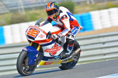 Lowes sets the pace on last day of Jerez test