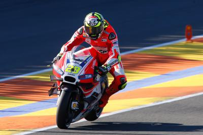 Andrea Iannone to forgo left shoulder operation