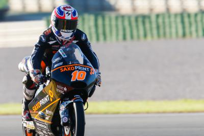 Masbou : « Gagner sur une moto française serait incroyable »