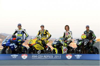 Bulega and Pons proclaimed champions in Valencia