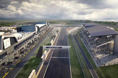 Finale Zustimmung für £315.000.000 Circuit of Wales Projekt