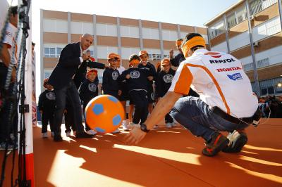 Marquez Blog: Two very busy weeks
