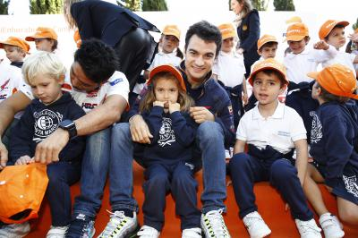 Pedrosa Blog: Valencia, Seville, and Milan