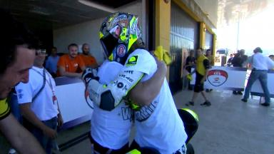 FIM CEV Repsol Valencia: Moto3 race 2 Highlights