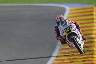 """Antonelli: """"The feeling with the bike is good"""""""