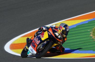 Binder: «He rodado más rápido que en el GP»