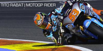 Tito Rabat - Piloto de MotoGP™