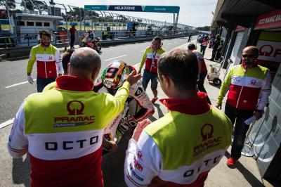 "Daniele Romagnoli: ""Petrux surprised everyone"""