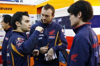 Pedrosa Blog: A great week ahead