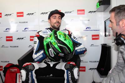 "Laverty: ""It would always be nice to do another day"""