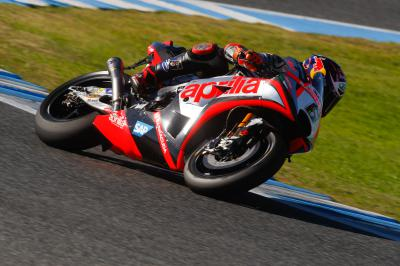 "Bradl: ""There is really a lot to learn"""