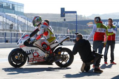 "Petrucci: ""The race pace is very good"""